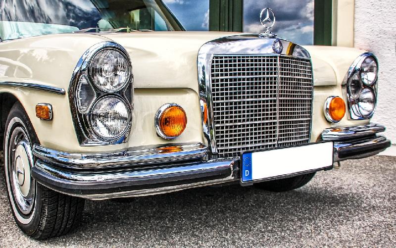 Смолянин может лишиться ретро-автомобиля из-за неоплаченных налогов