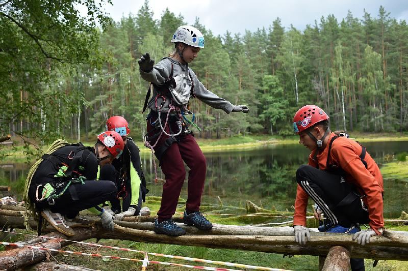 В Смоленской области подвели итоги XIII Туристского слета учащихся Союзного государства