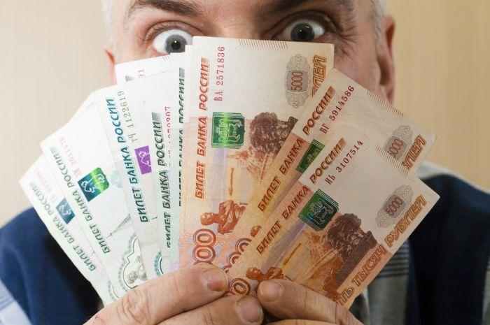 Самая распространенная зарплата в России ниже, чем средняя смоленская