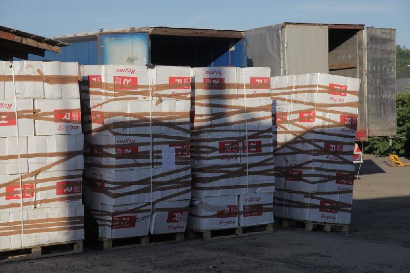 Смоленские таможенники пресекли контрабанду партии сигарет стоимостью в 29 миллионов