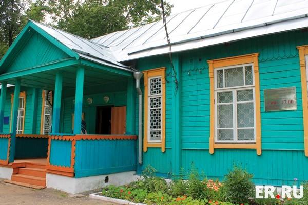 В Смоленской области отремонтируют музей М.В. Исаковского