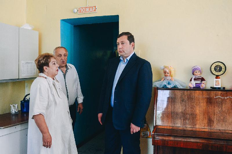 Губернатор Смоленской области совершил рабочую поездку в Демидовский район