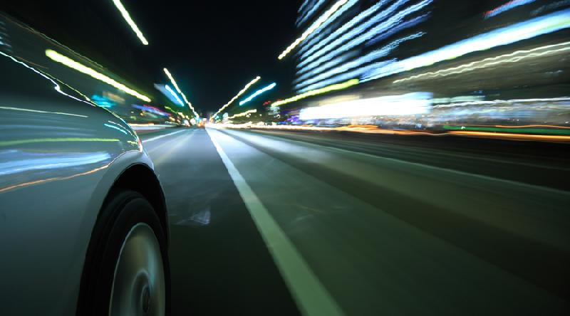 ГИБДД зафиксировало максимальную скорость на смоленских дорогах