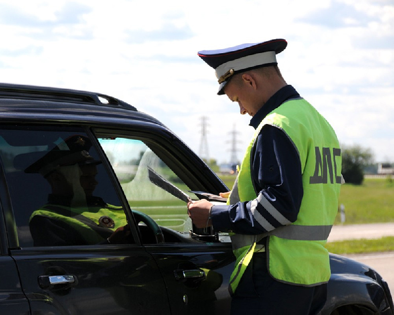 Сколько смоленских водителей не прошли «сплошную проверку»