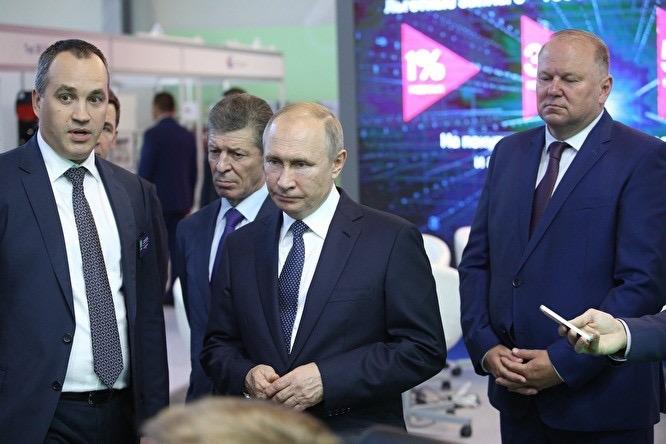 Владимир Путин оценил уникальную разработку смоленских инженеров