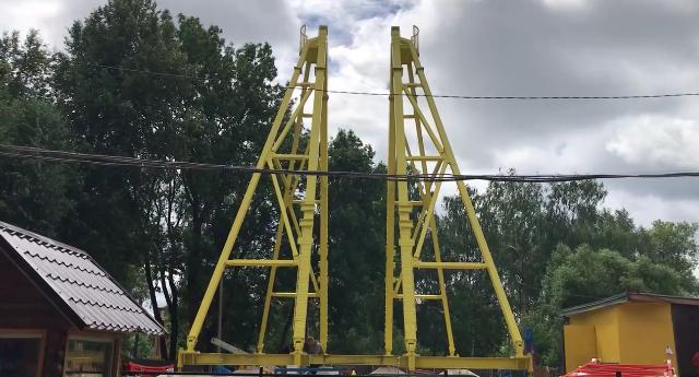 Где в Смоленской области установят колесо обозрения