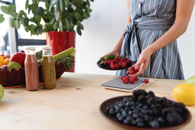 Калорийность при похудении
