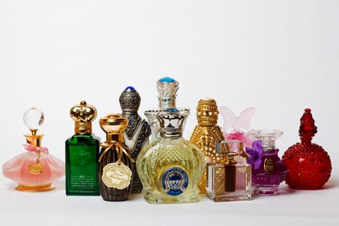 О парфюмерных типах