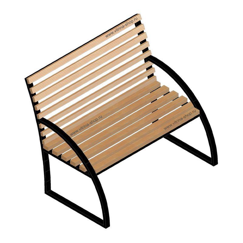 Особенности кованной уличной мебели