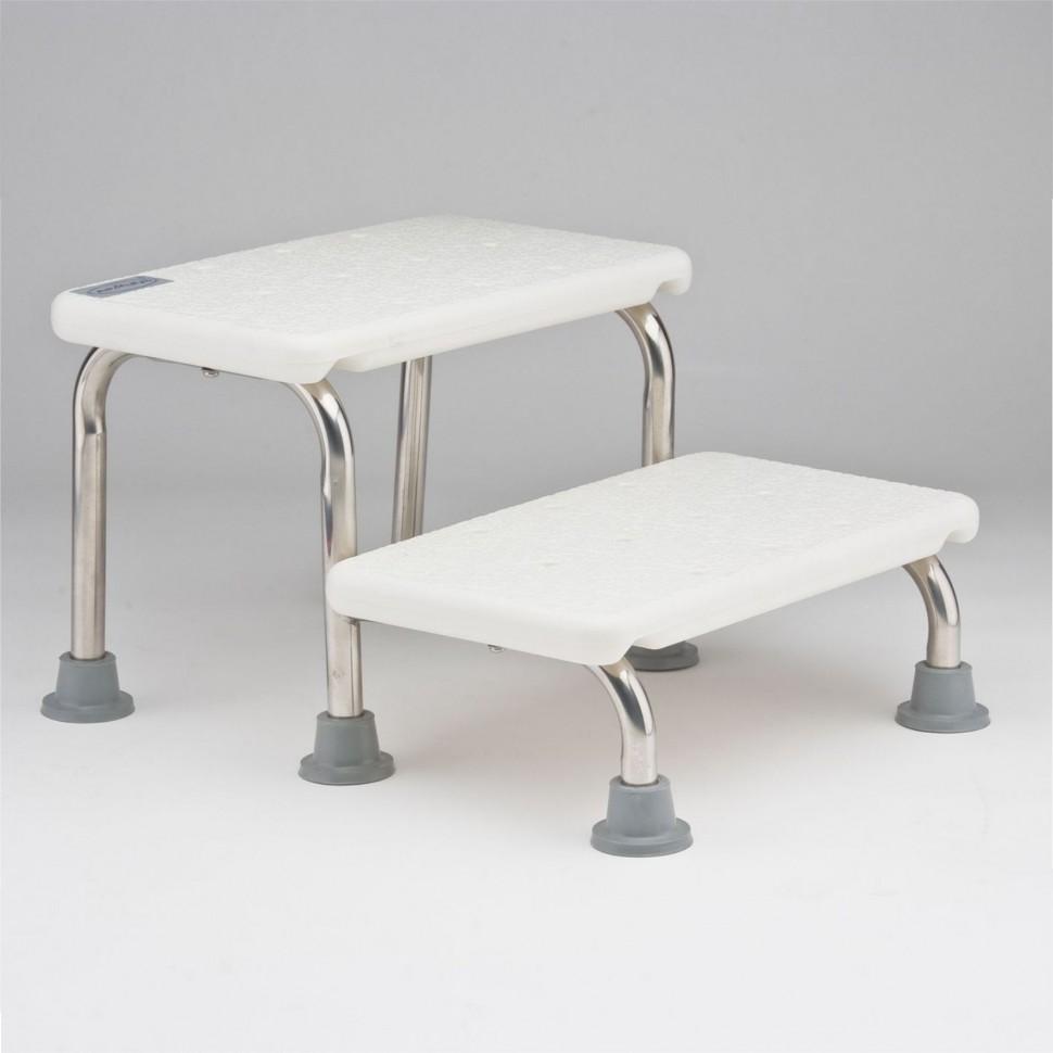 Ступеньки для ванны: опора и комфорт для пожилых людей и инвалидов