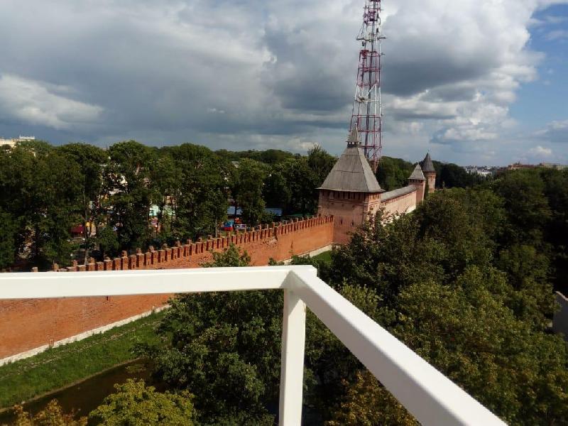 Стала известна цена билета на новое колесо обозрения в Смоленске