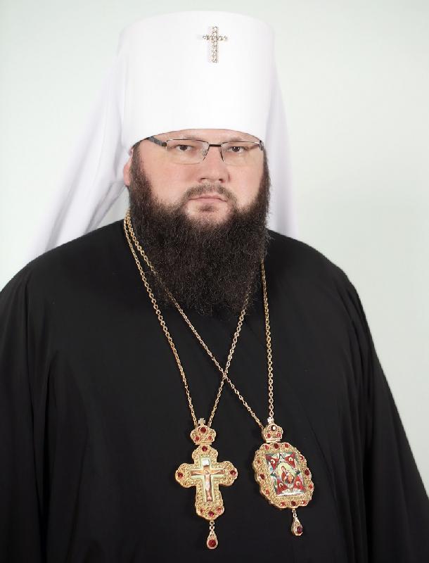 Митрополит Исидор поздравил с днем Смоленской иконы Божией Матери «Одигитрия»