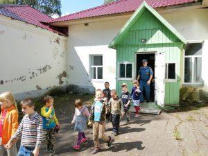 В Смоленской области эвакуировали детей из санатория