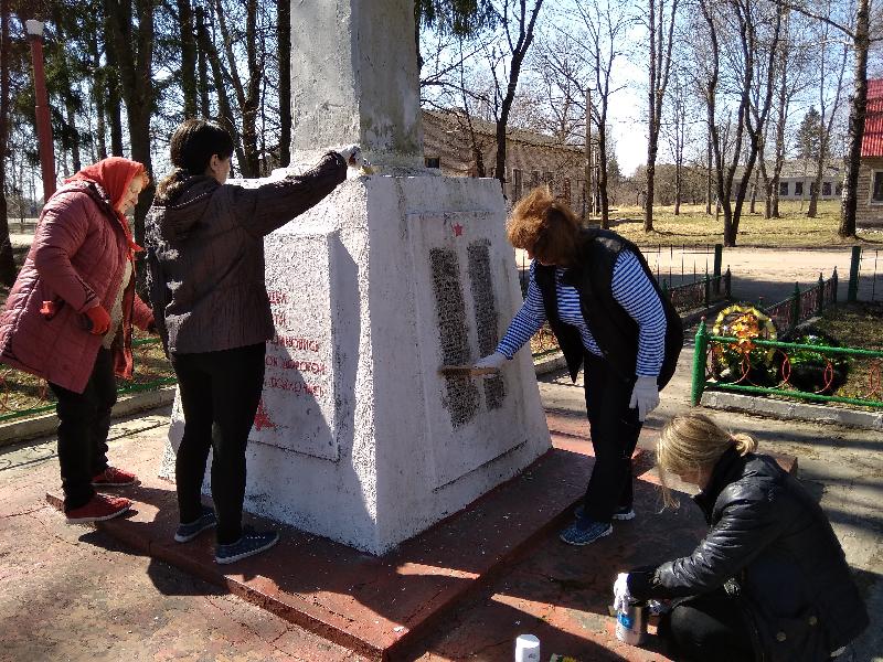 В Смоленской области восстановят воинские захоронения