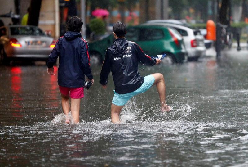 Смоленщину ждут новые погодные катаклизмы