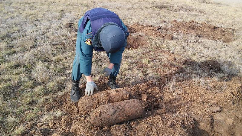 В Смоленской области найдены взрывоопасные предметы
