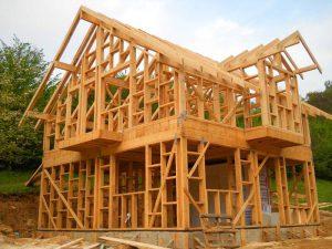 Постройка каркасного дома: принципы и советы
