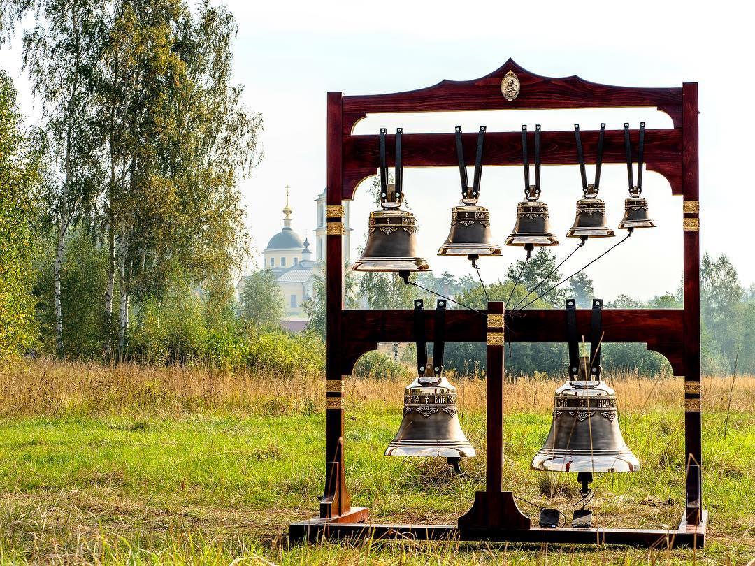 Тайны создания церковных колоколов