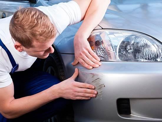 Что такое косметический ремонт авто