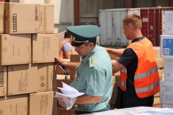 Смоленские таможенники добавили в государственную казну свыше 5 миллионов рублей