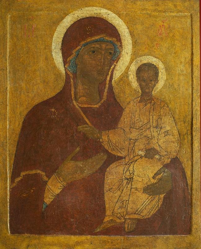 В Смоленске откроется выставка Богородичных икон