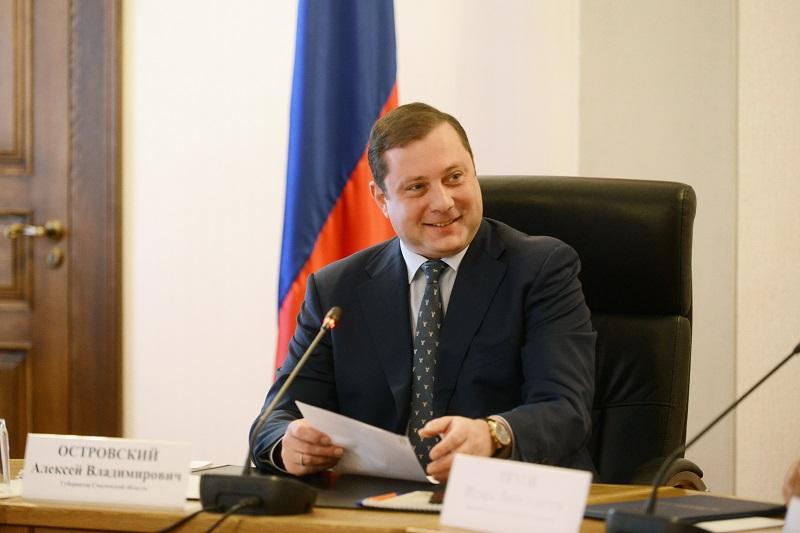 Губернатора Смоленской области привели в пример на пресс-конференции в ИТАР-ТАСС