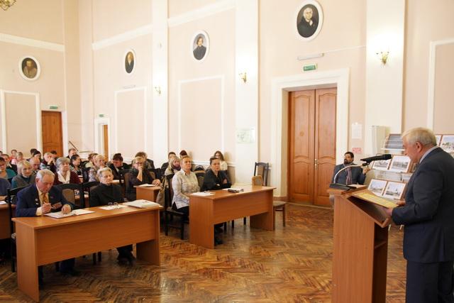 В Смоленске прошла научно-практическая конференция «Смоляне на службе Отечеству»