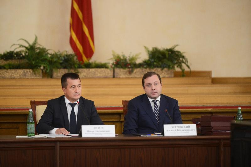 В Смоленске власти и общественники обсудили реализацию нацпроектов