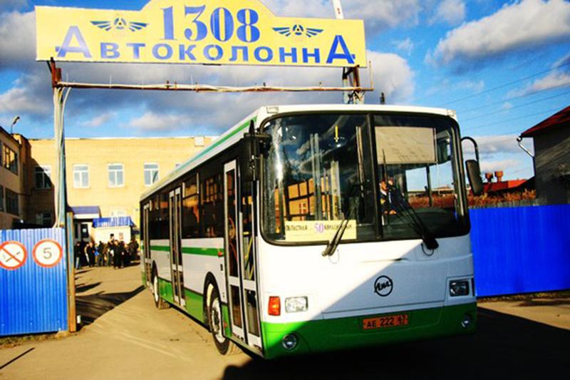 С 1 октября в Смоленске изменится график движения автобусов