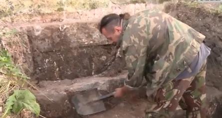 «Самое обширное кладбище, которое попало в руки археологов». Находка у стен Смоленской крепостной стены