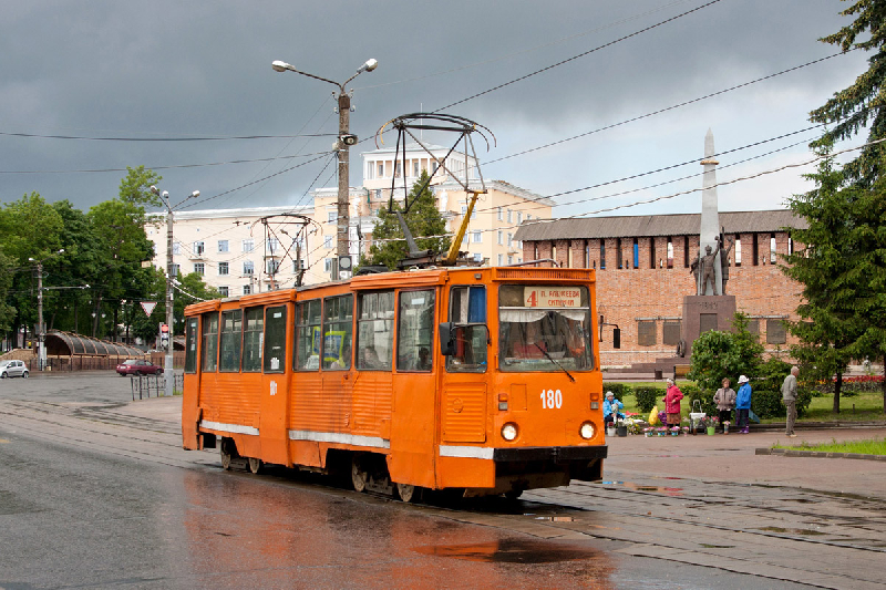 Смоленск стал «середняком» в рейтинге по качеству работы общественного транспорта