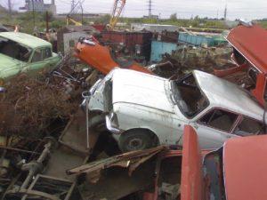 Смолянин украл сломанную машину, чтобы сдать ее в утиль