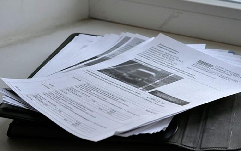Смолянин 18 раз нарушил ПДД и накопил штрафов на десятки тысяч