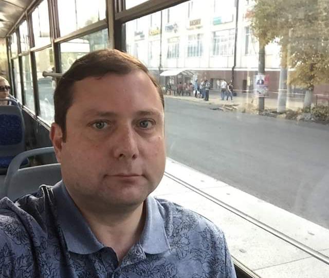 Губернатор Смоленской области проинспектировал ремонт из трамвая