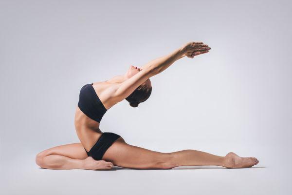 Йога как спорт и состояние души