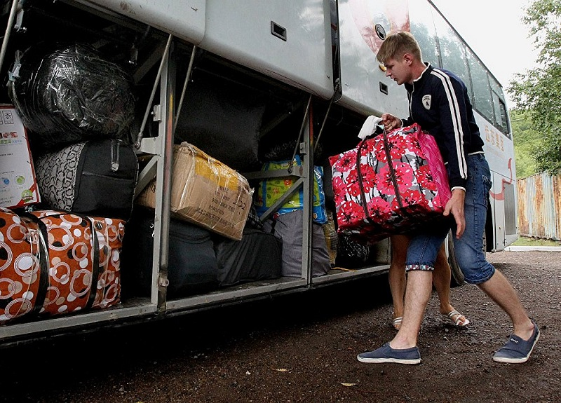 В Смоленской области пограничники задержали семерых нелегалов