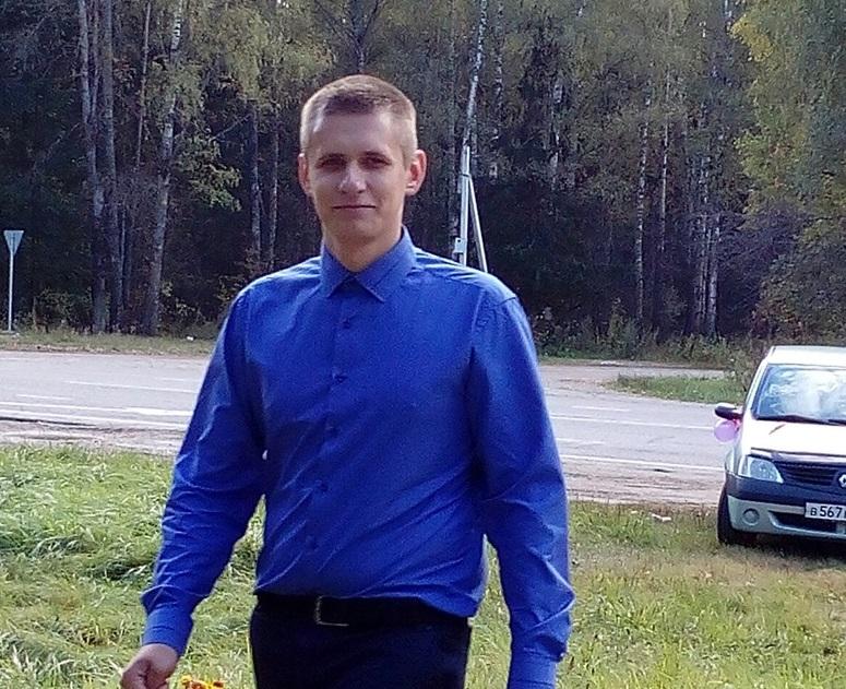 В Смоленской области завершили поиски пропавшего молодого человека