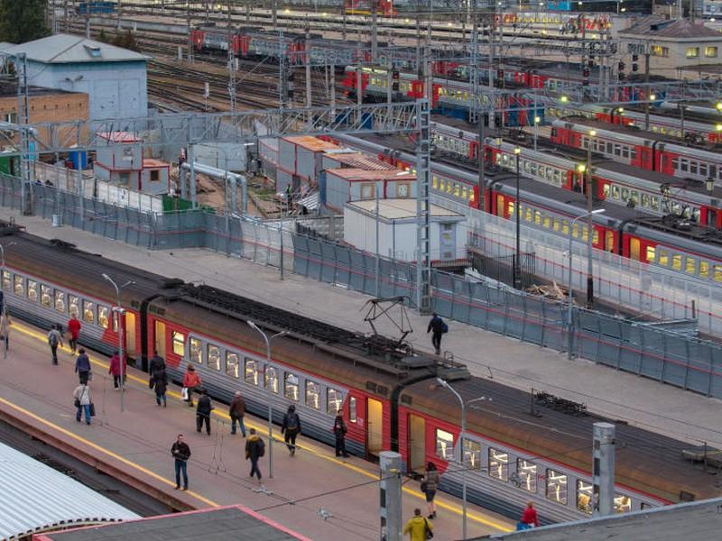 Дополнительные поезда свяжут Смоленск, Москву и Санкт-Петербург на ноябрьские праздники