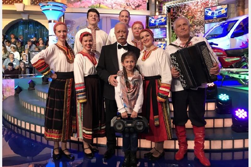Смолянин сыграл в «Поле Чудес»