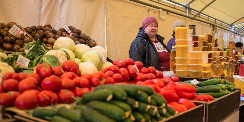 Когда в Смоленске пройдут масштабные сельхозярмарки?