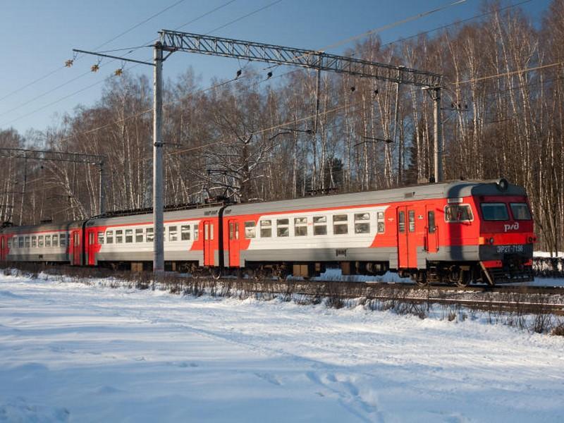 С 27 октября в Смоленской области изменится расписание электричек