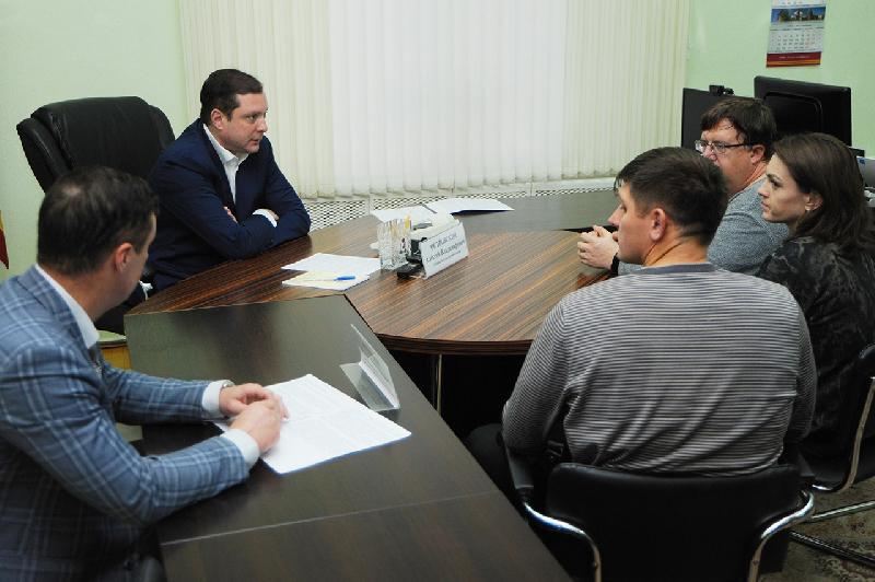 Обманутые дольщики Смоленска обратились за помощью к губернатору