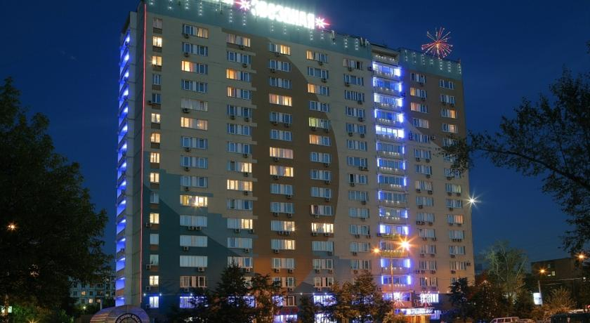 Комфортабельное проживание в Москве