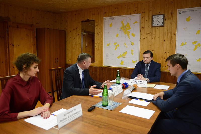 Строительство водозабора в Стодолище Смоленской области завершат в декабре