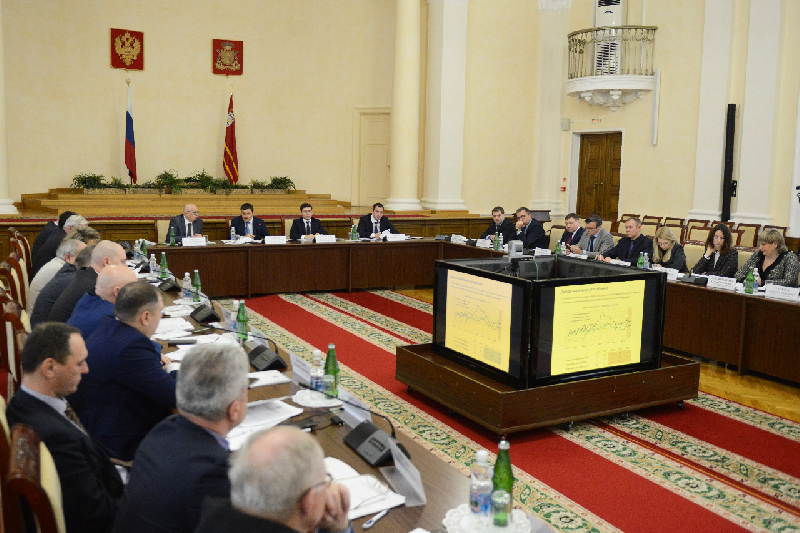 В Смоленске обсудили меры поддержки сельского хозяйства в ЦФО
