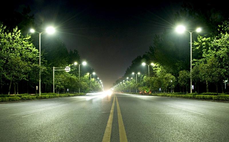 В Смоленске появилась карта замены светильников