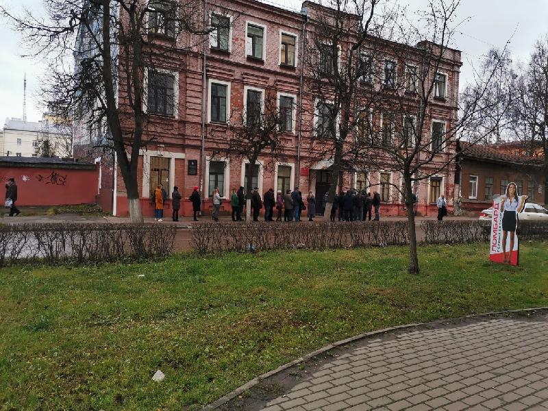 В Смоленске начался ажиотаж вокруг справок для водителей