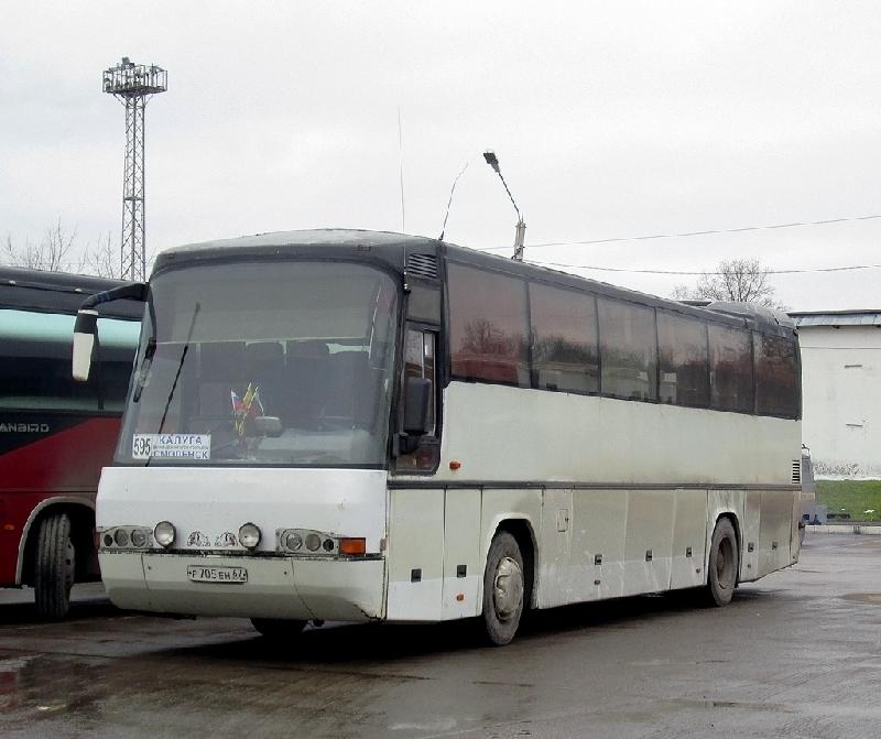 В Смоленске изменилось расписание двух междугородних автобусов