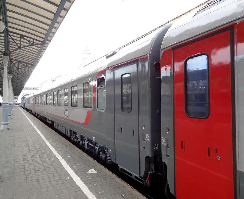 Через Смоленск будут ежедневно ходить поезда в Варшаву и Прагу