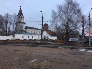 Когда в Смоленске завершат благоустройство четырех скверов